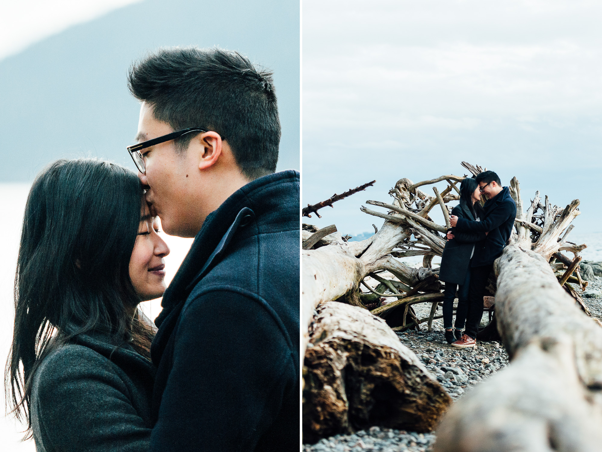 Whytecliff Park Engagement Session, Vancouver-2