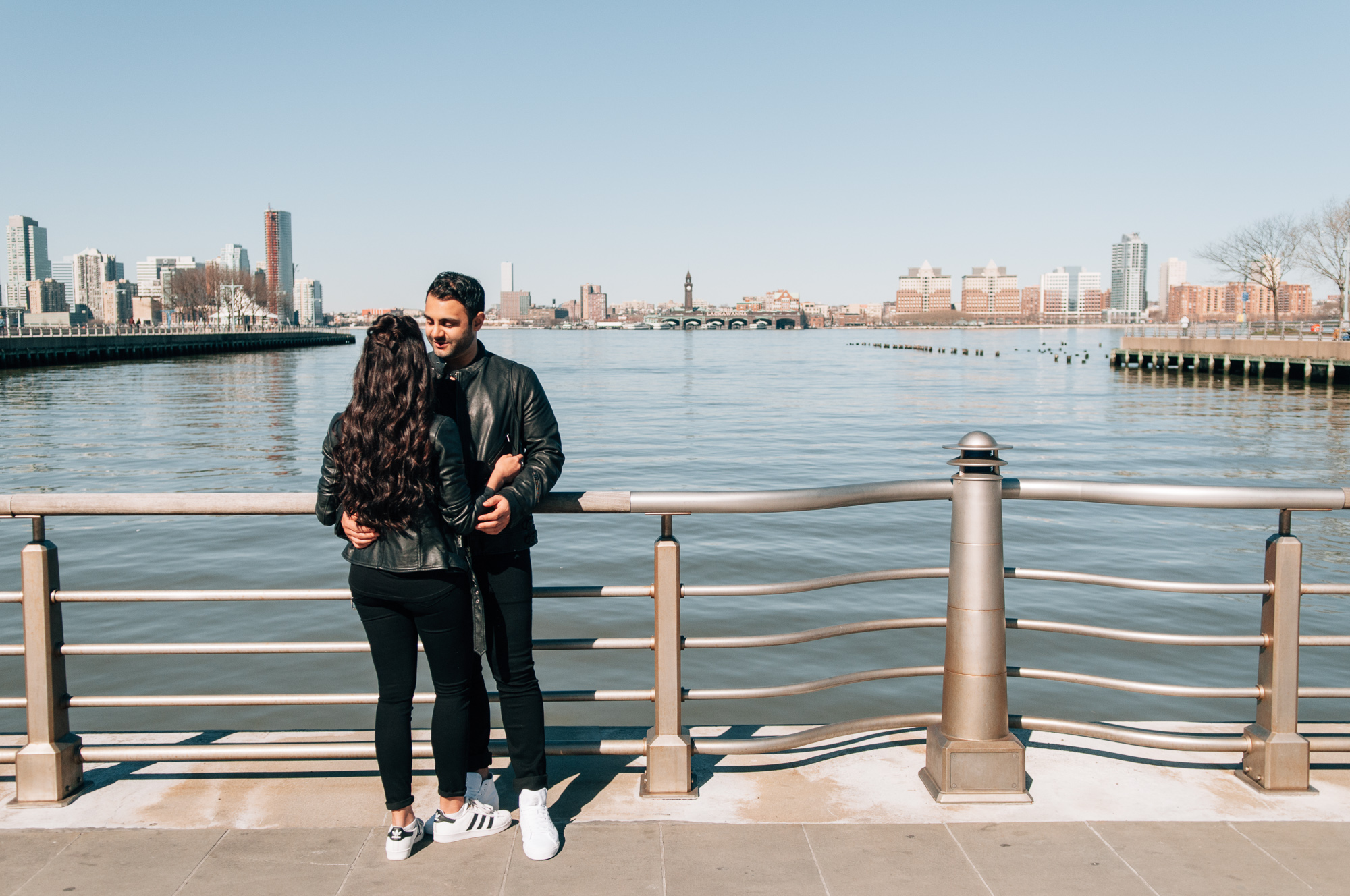 West End New York Engagement Session_1