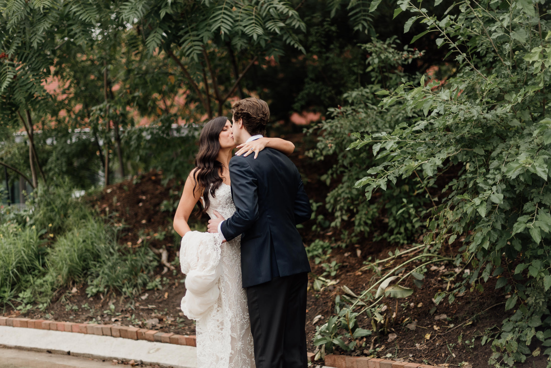 Evergreen Brickworks Wedding in Toronto