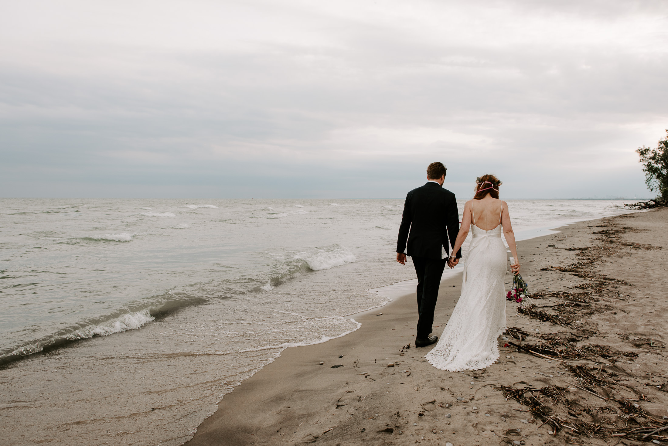 toronto island wedding caitlin amp scott ever after