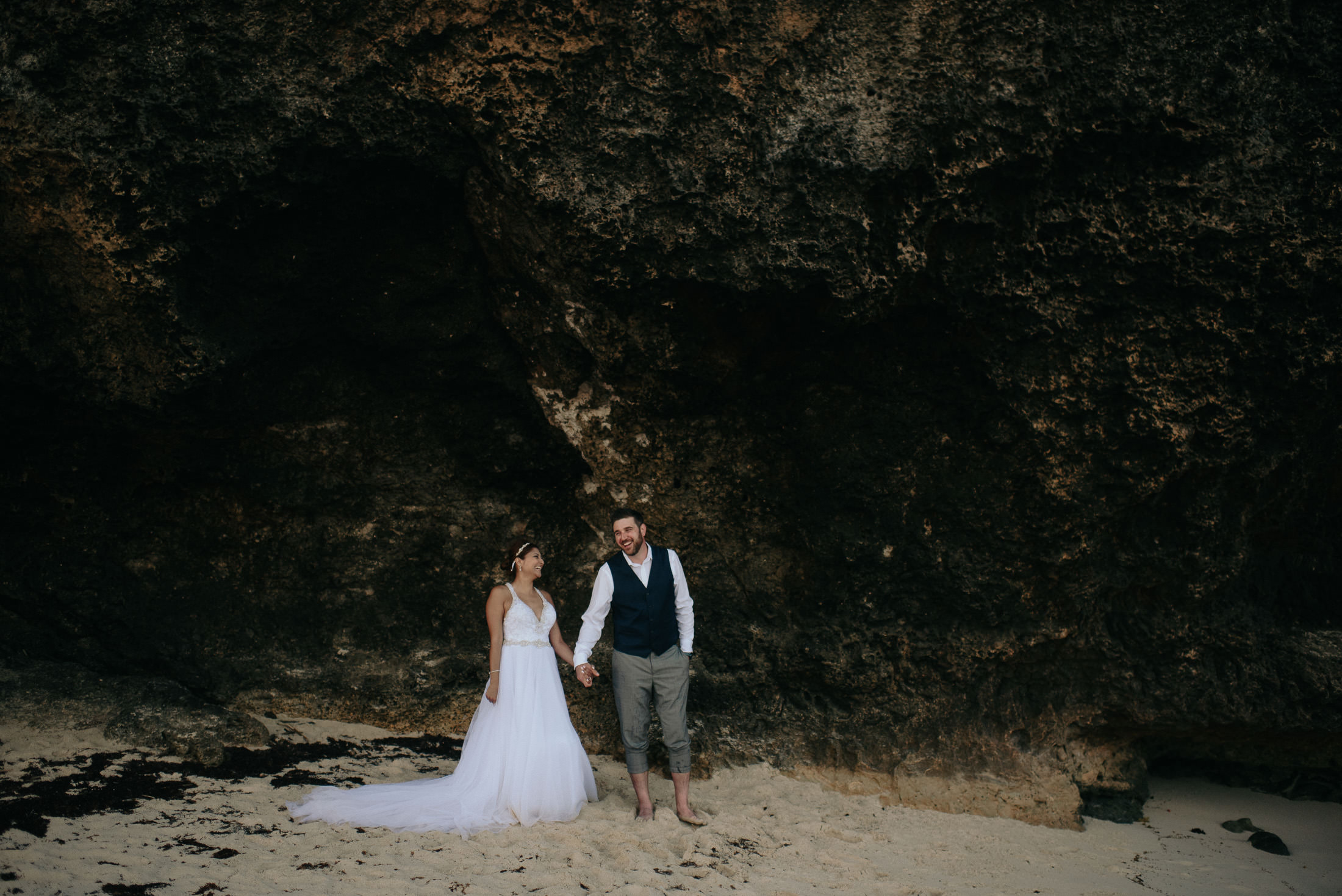 Arikok National Park Aruba Wedding Session
