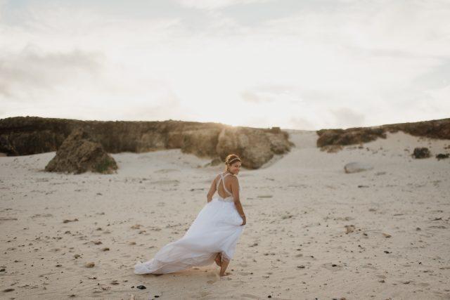 Arikok National Park Aruba Wedding Session