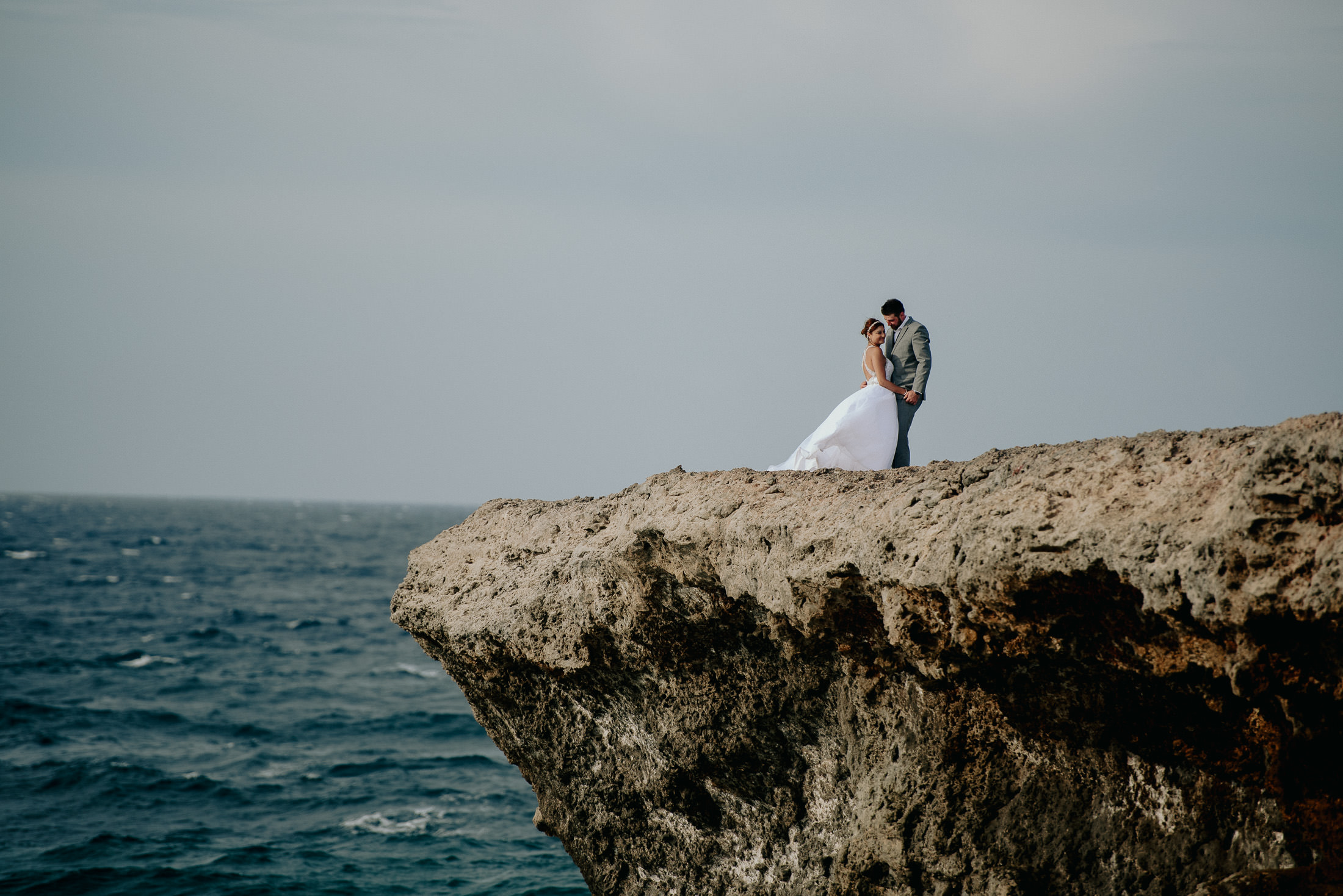 Destination Wedding in Aruba