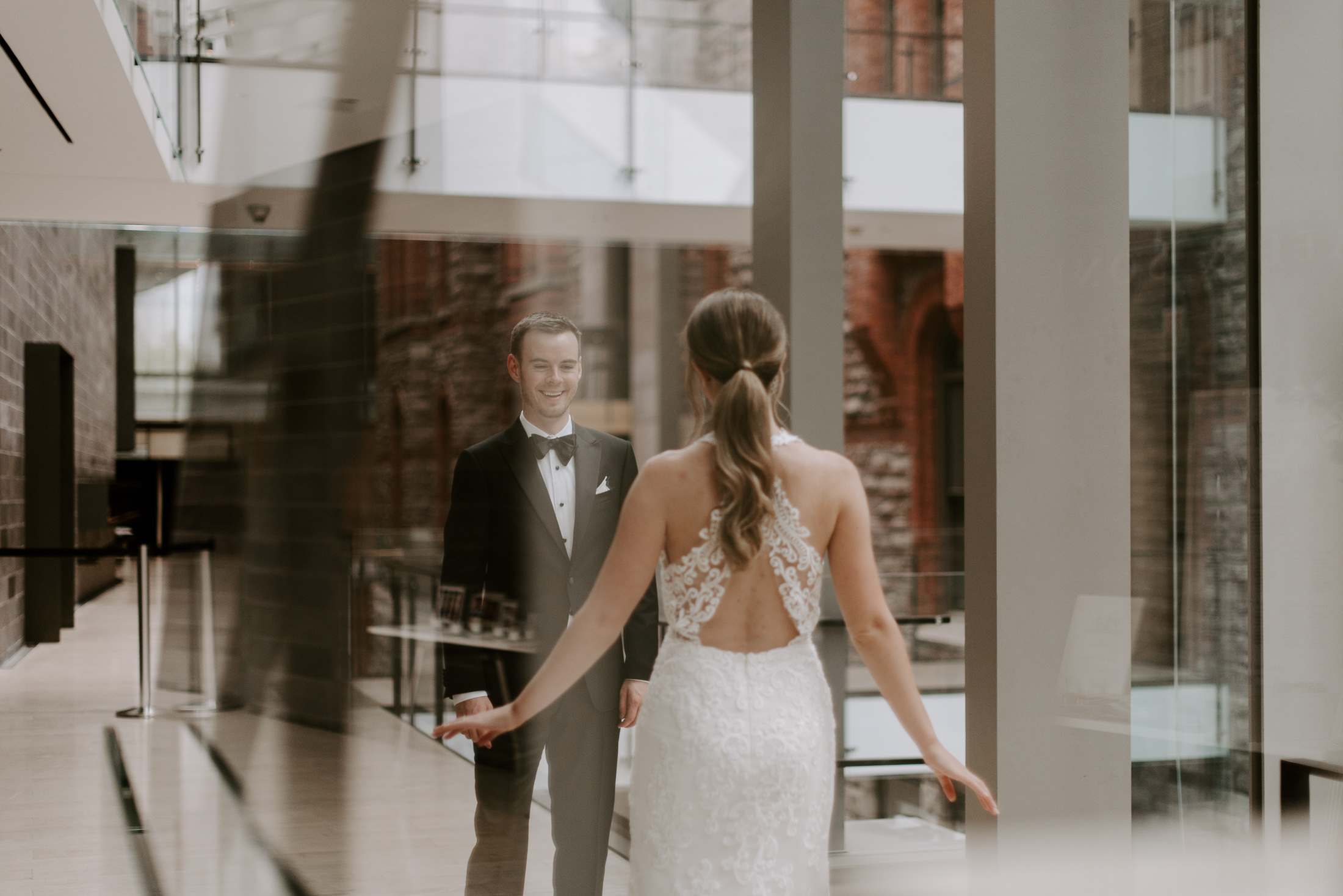 Wedding at Royal Conservatory of Music