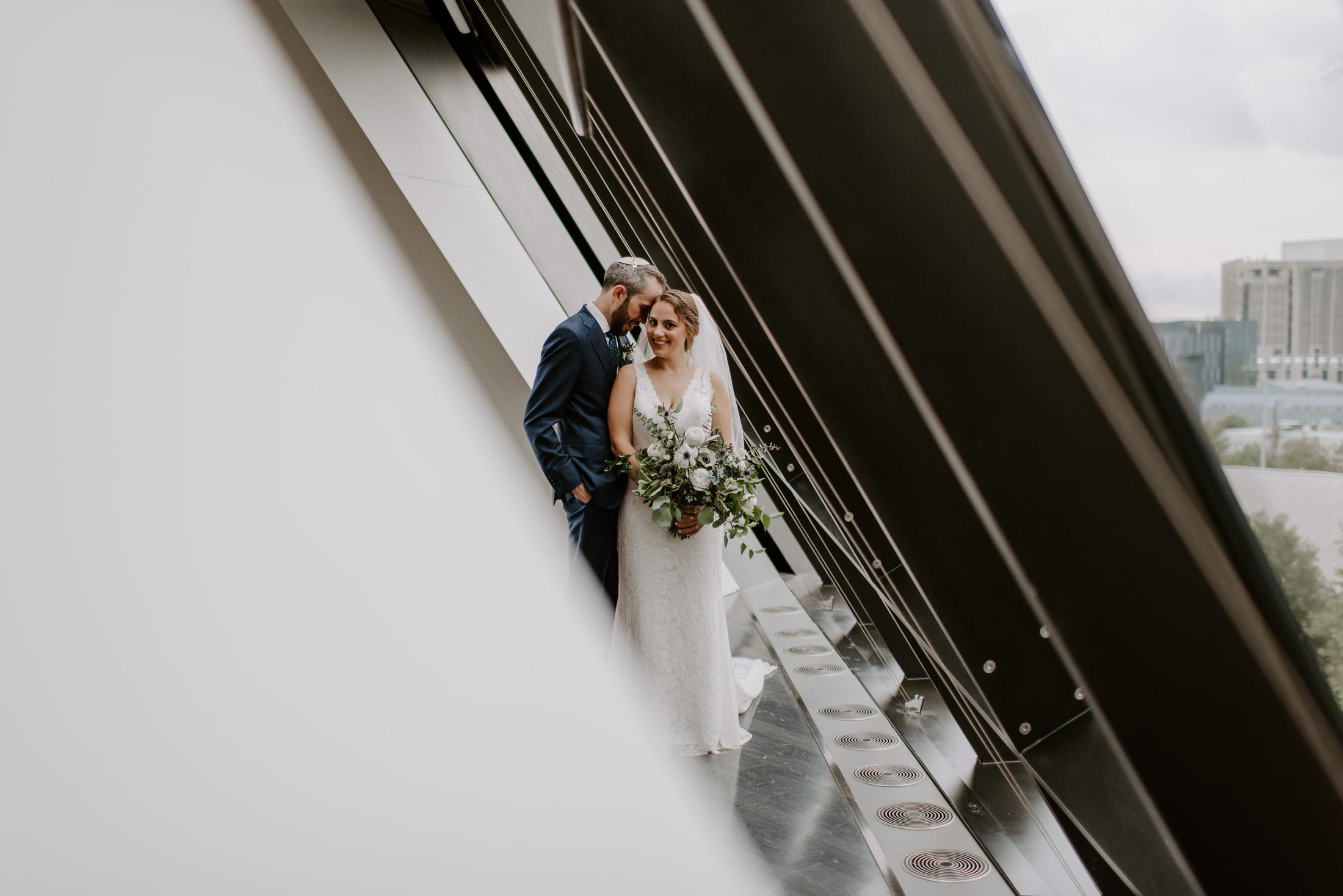 ROM Wedding in Toronto