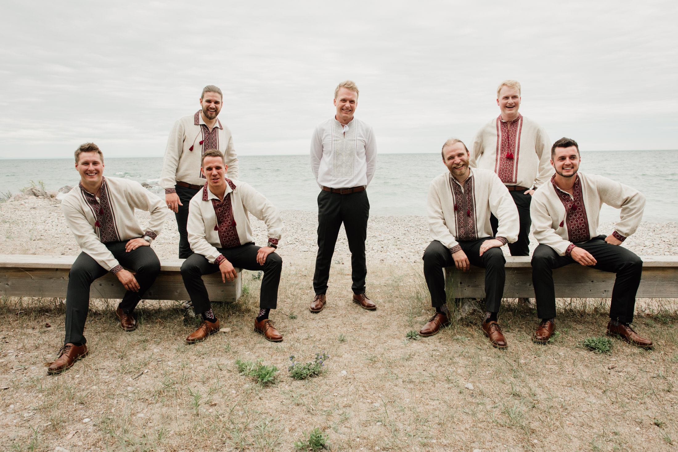 Lake Simcoe Wedding