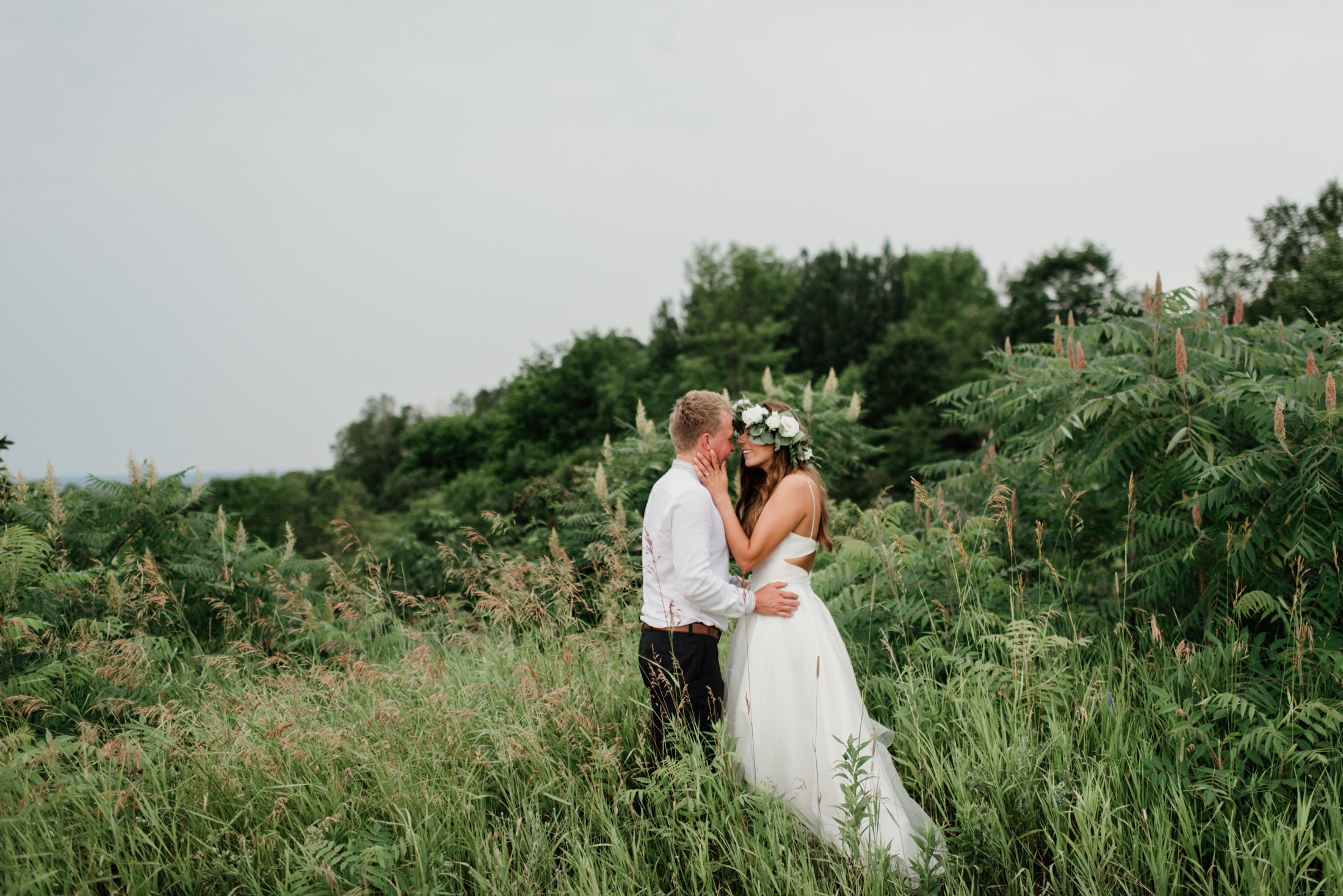 Georgian Bay Wedding