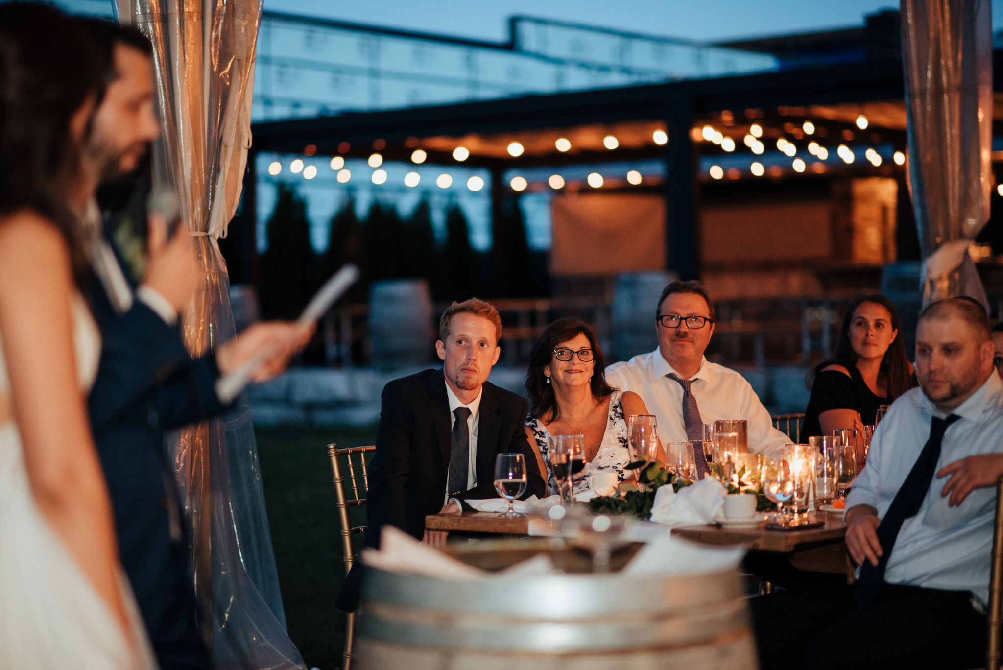 Ravine Vineyard Wedding