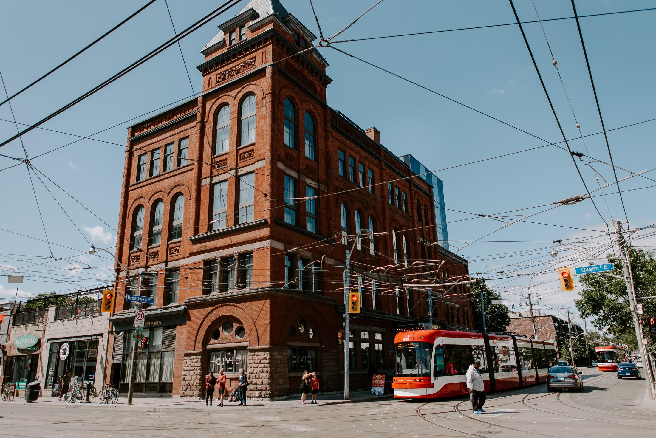Broadview Hotel Toronto